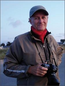 Der Autor und Fotograf Bernward Wember