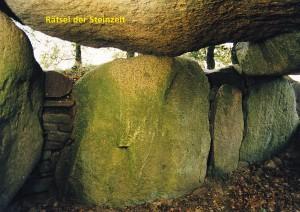 Megalithgrab Lancken-Granitz