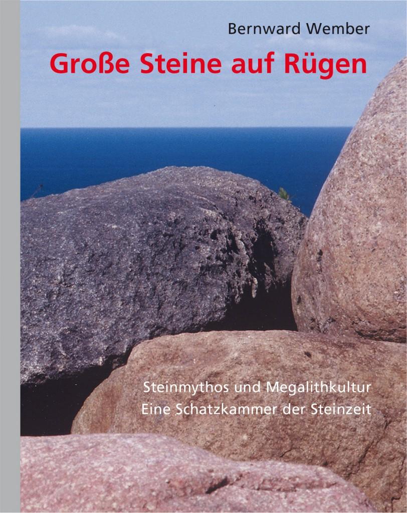Buchtitel: Große Steine auf Rügen